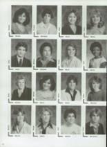 1982 Valley High School Yearbook Page 84 & 85