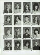 1982 Valley High School Yearbook Page 86 & 87