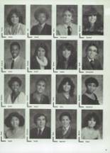 1982 Valley High School Yearbook Page 92 & 93