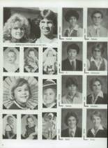 1982 Valley High School Yearbook Page 100 & 101