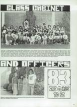 1982 Valley High School Yearbook Page 106 & 107