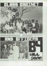 1982 Valley High School Yearbook Page 128 & 129