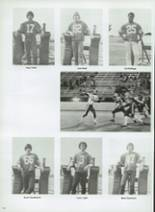 1982 Valley High School Yearbook Page 154 & 155