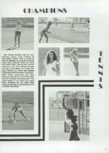 1982 Valley High School Yearbook Page 166 & 167