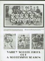1982 Valley High School Yearbook Page 180 & 181