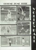 1982 Valley High School Yearbook Page 184 & 185