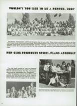 1982 Valley High School Yearbook Page 200 & 201
