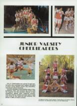1982 Valley High School Yearbook Page 206 & 207