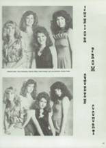 1982 Valley High School Yearbook Page 266 & 267