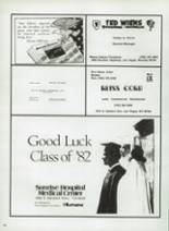 1982 Valley High School Yearbook Page 290 & 291