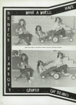1982 Valley High School Yearbook Page 316 & 317