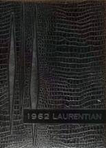 1962 Yearbook Laurens Community High School