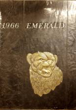 1966 Yearbook East Brunswick High School
