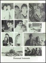 1987 Springtown High School Yearbook Page 14 & 15