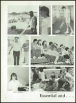1987 Springtown High School Yearbook Page 16 & 17