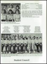 1987 Springtown High School Yearbook Page 20 & 21