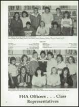 1987 Springtown High School Yearbook Page 32 & 33