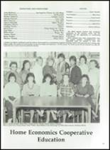 1987 Springtown High School Yearbook Page 34 & 35
