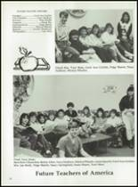 1987 Springtown High School Yearbook Page 36 & 37