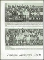 1987 Springtown High School Yearbook Page 38 & 39