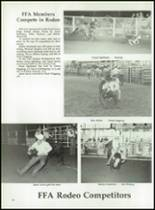 1987 Springtown High School Yearbook Page 40 & 41