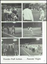 1987 Springtown High School Yearbook Page 42 & 43