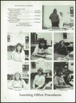 1987 Springtown High School Yearbook Page 44 & 45