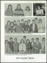 1987 Springtown High School Yearbook Page 50 & 51