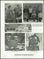 1987 Springtown High School Yearbook Page 54 & 55