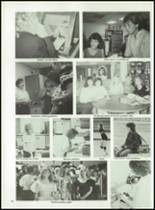 1987 Springtown High School Yearbook Page 56 & 57