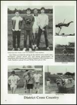 1987 Springtown High School Yearbook Page 66 & 67