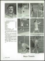 1987 Springtown High School Yearbook Page 70 & 71