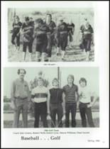 1987 Springtown High School Yearbook Page 74 & 75