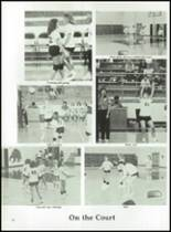 1987 Springtown High School Yearbook Page 82 & 83