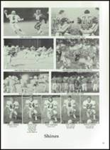 1987 Springtown High School Yearbook Page 86 & 87