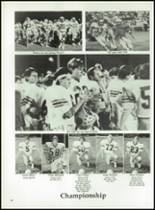 1987 Springtown High School Yearbook Page 88 & 89