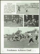 1987 Springtown High School Yearbook Page 100 & 101