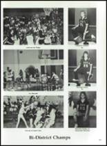 1987 Springtown High School Yearbook Page 104 & 105
