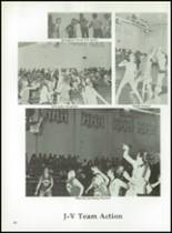 1987 Springtown High School Yearbook Page 110 & 111