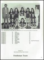1987 Springtown High School Yearbook Page 112 & 113