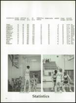 1987 Springtown High School Yearbook Page 114 & 115