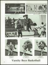 1987 Springtown High School Yearbook Page 116 & 117