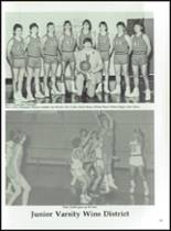 1987 Springtown High School Yearbook Page 122 & 123