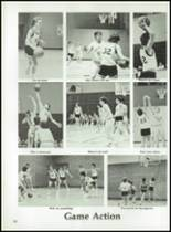 1987 Springtown High School Yearbook Page 124 & 125