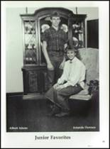 1987 Springtown High School Yearbook Page 132 & 133