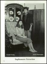 1987 Springtown High School Yearbook Page 134 & 135