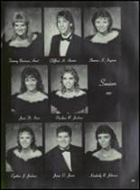 1987 Springtown High School Yearbook Page 142 & 143