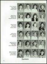 1987 Springtown High School Yearbook Page 156 & 157