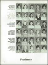 1987 Springtown High School Yearbook Page 166 & 167
