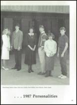 1987 Springtown High School Yearbook Page 172 & 173